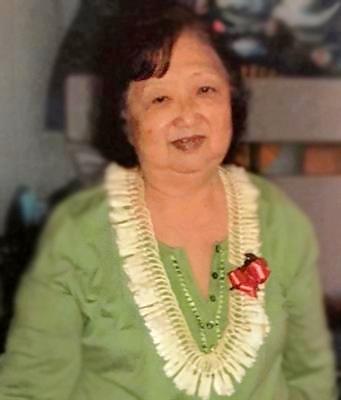 Inez Shigeko Su'a (Okawa)
