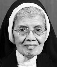 Sister Lina (Rizalina)  Pagdilao, OSF