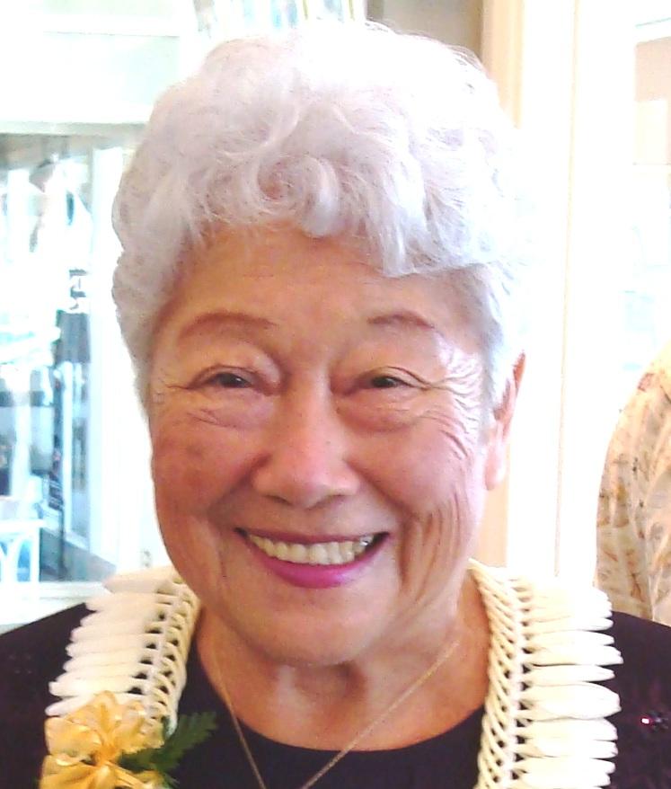 Nancy Fumiko Larsen