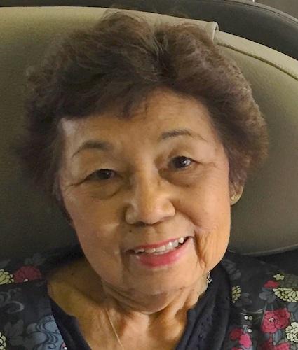 Violet  F. Ogata