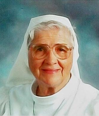 Sister Dorothy Santos, SS.CC.
