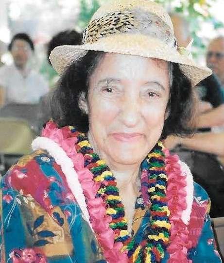 Ellen Kekela okalani (Marciel) Kahalehoe