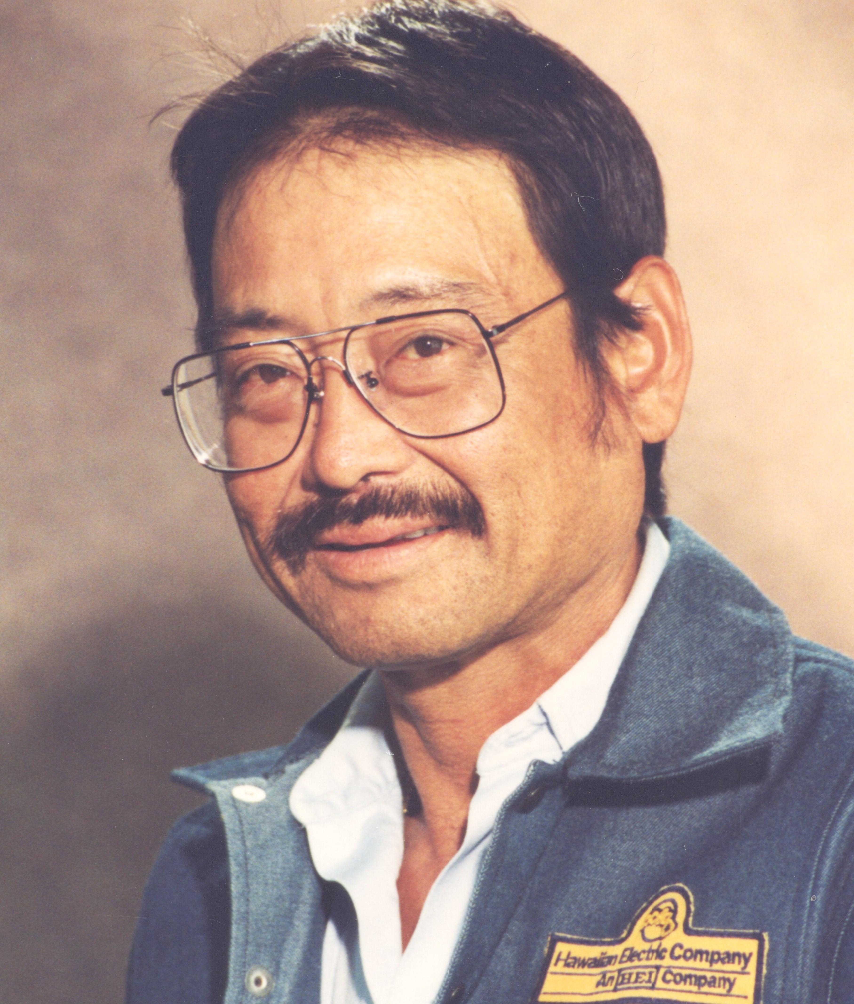 Chad Yasuo Oshiro