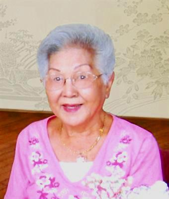 Elsie Tomiko (Tamayori) Ikehara