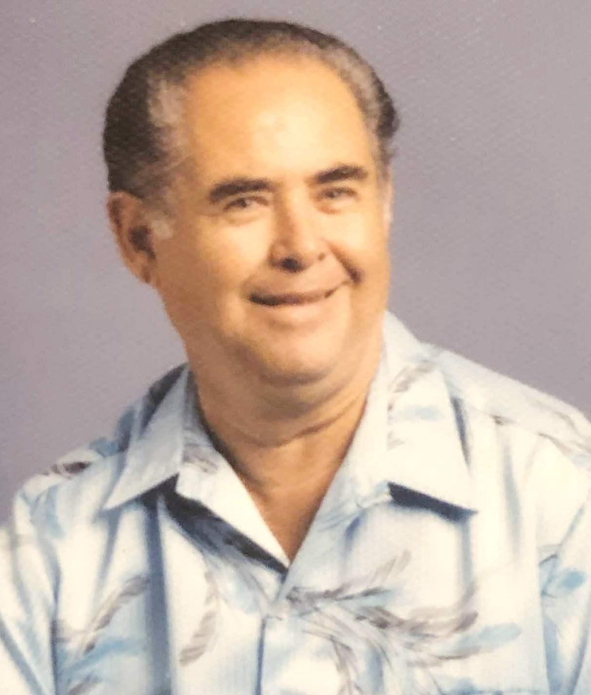 Raymond Sonny Akiona, Sr.