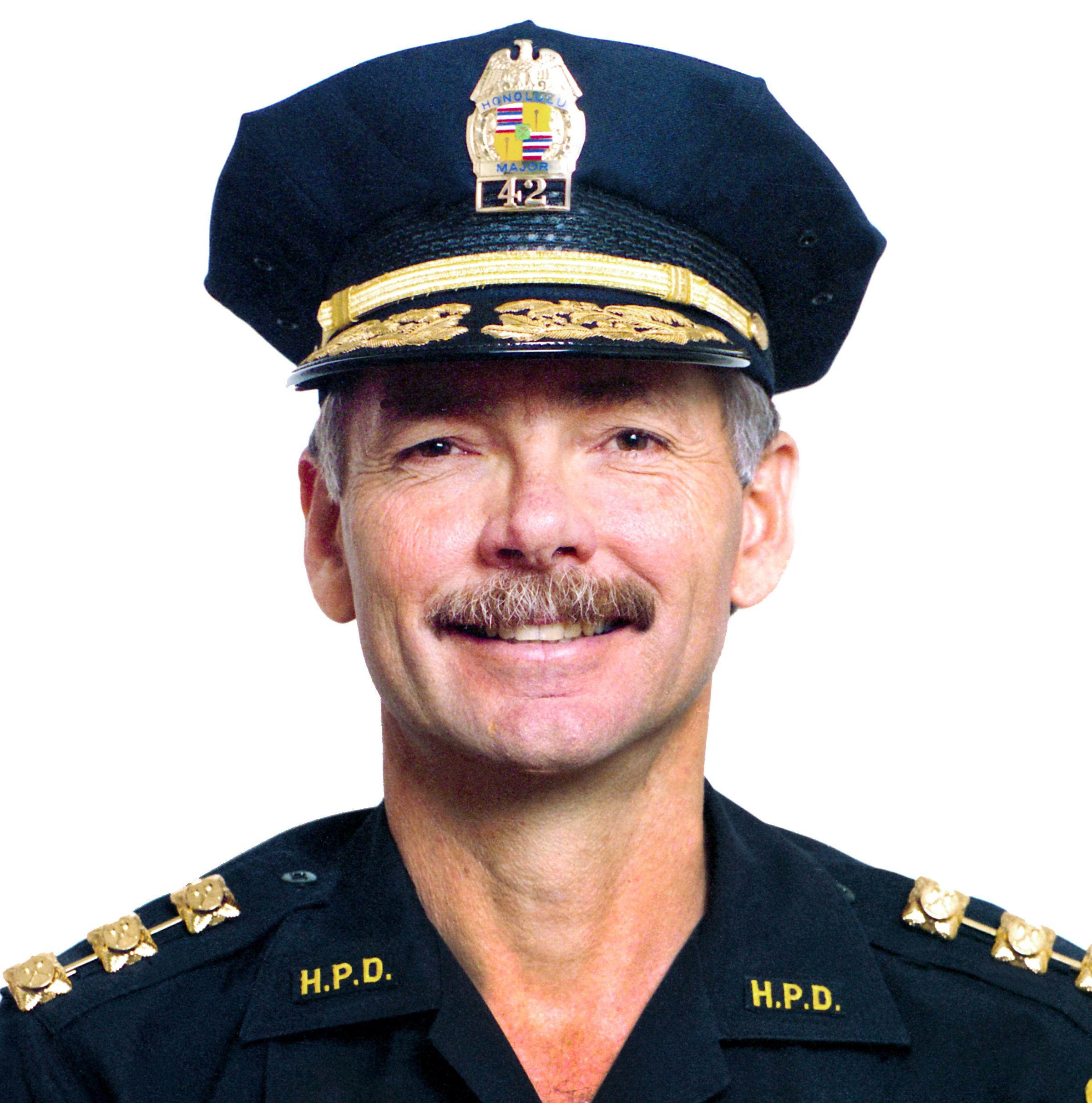 Major Marc W. Greenwell