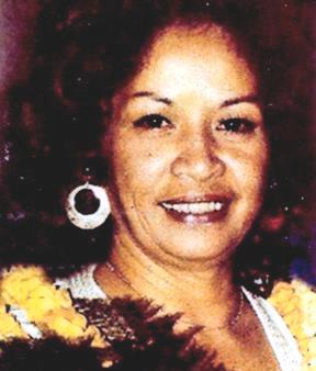 Doris Makalapua Shea Albrechtson Voss