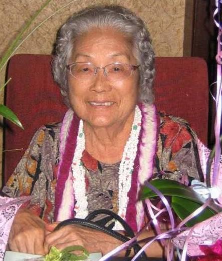Margaret Tomiko Chang