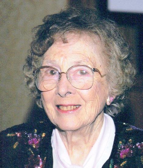 Edna (Mae) Wright Smith
