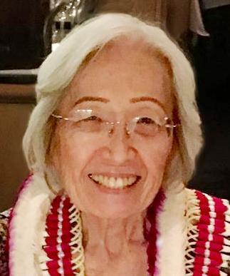 Mae Masako Nakatani Nishioka