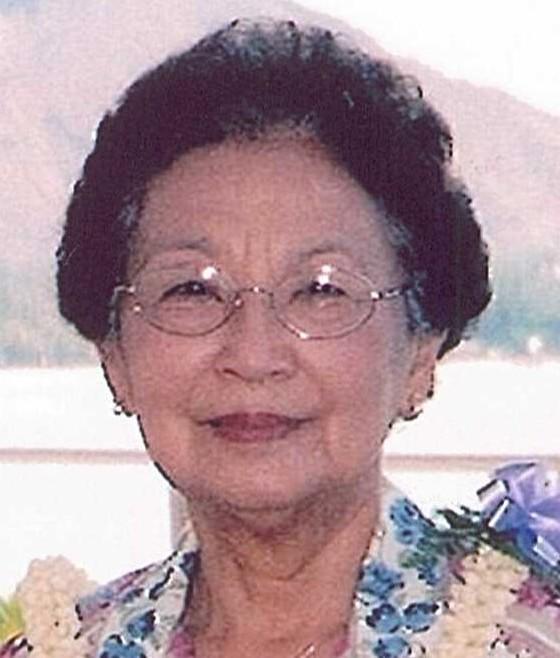 Grace Kimie Ashitomi Gima