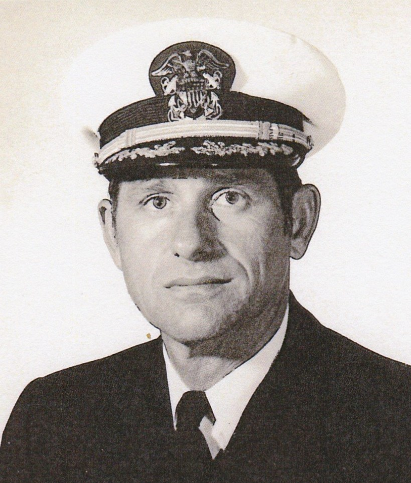 Commander Robert L. Saracco,