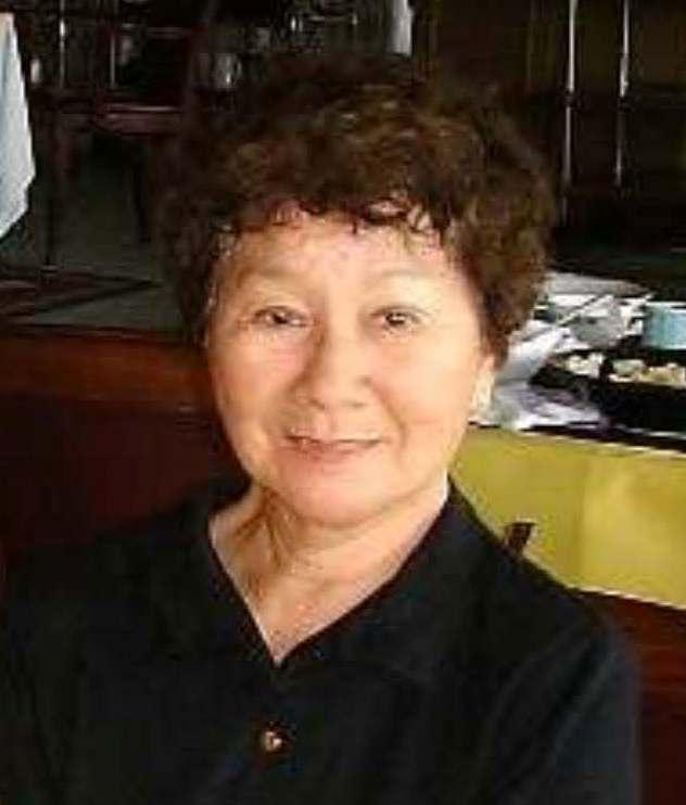 Tammy Tamako Yoshitake Former Tamako Naito