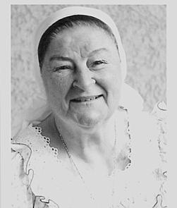 Sr. Mary  Dolorine Pires, SS.CC