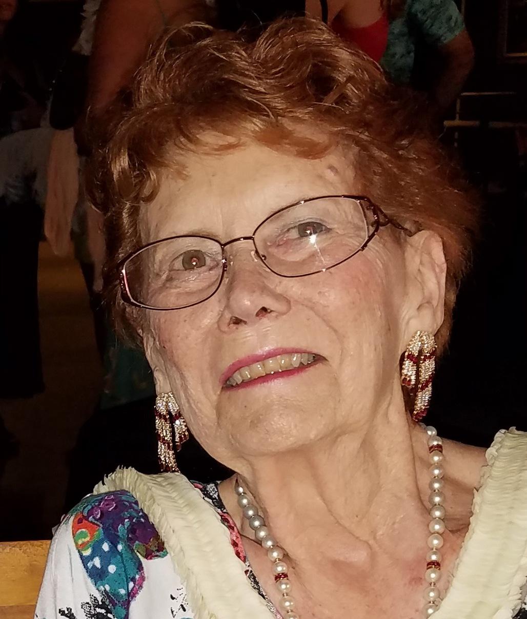 Nanette Preston Hutton