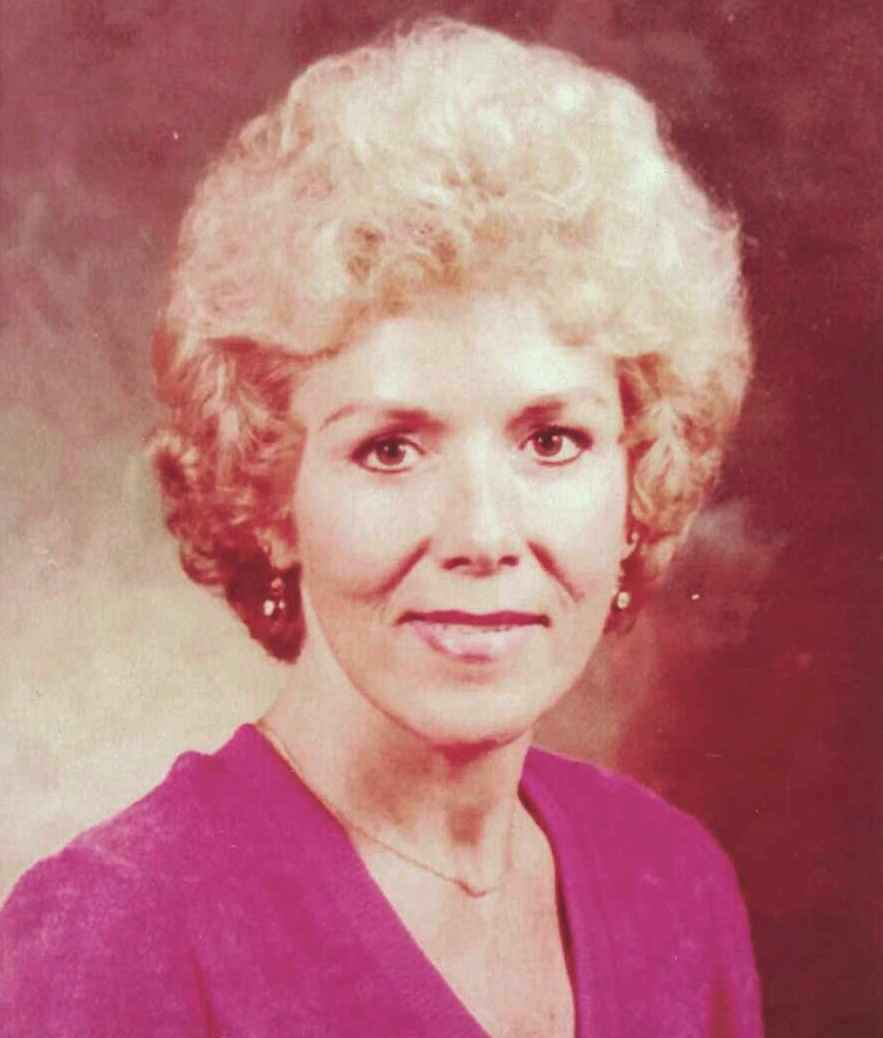 MARION FRANCES PARMLEY