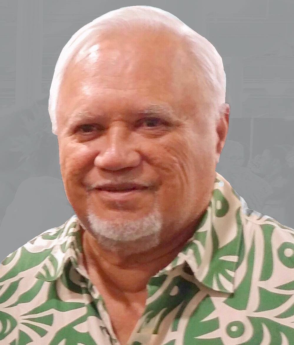 Walter Kanaelehua Hussey Jr.