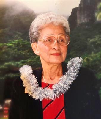 Grace Michiko Yoshioka