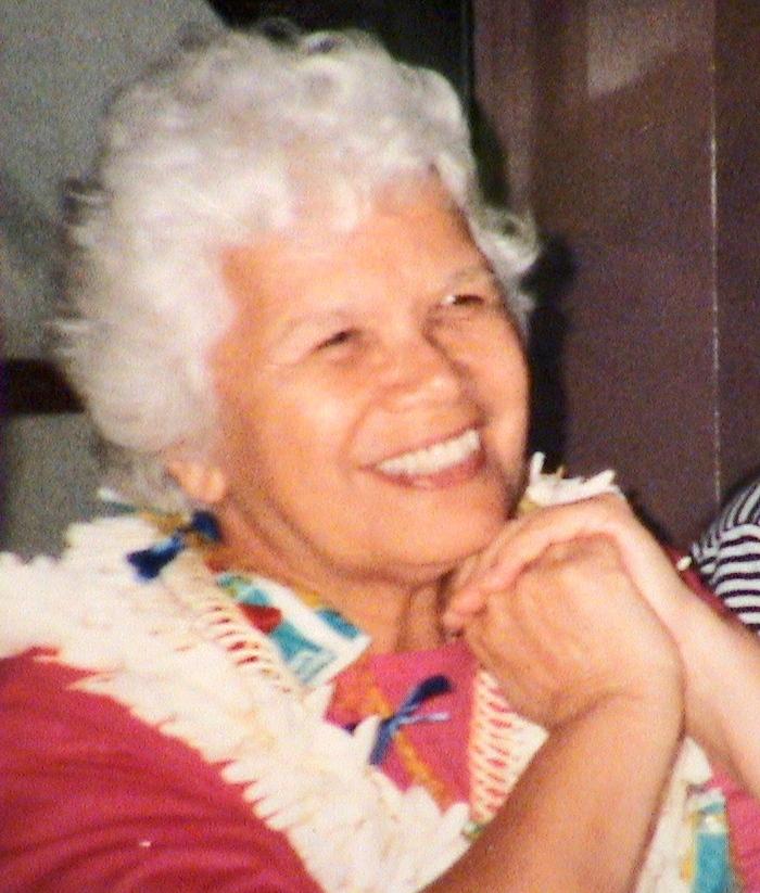 Elaine Ululani (Fernandez) Mattson