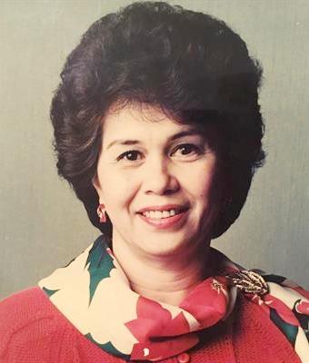 Arline Mae Tai Moi Wilson