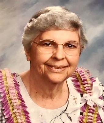 Sister Rose Fatima Leite, O.S.F.