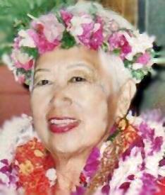 Violet Ku'ulei (Palama) Ihara