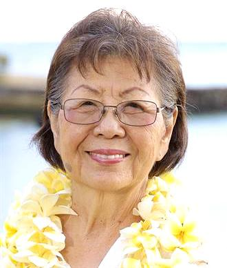 Gail Chieno Kumashiro Wong