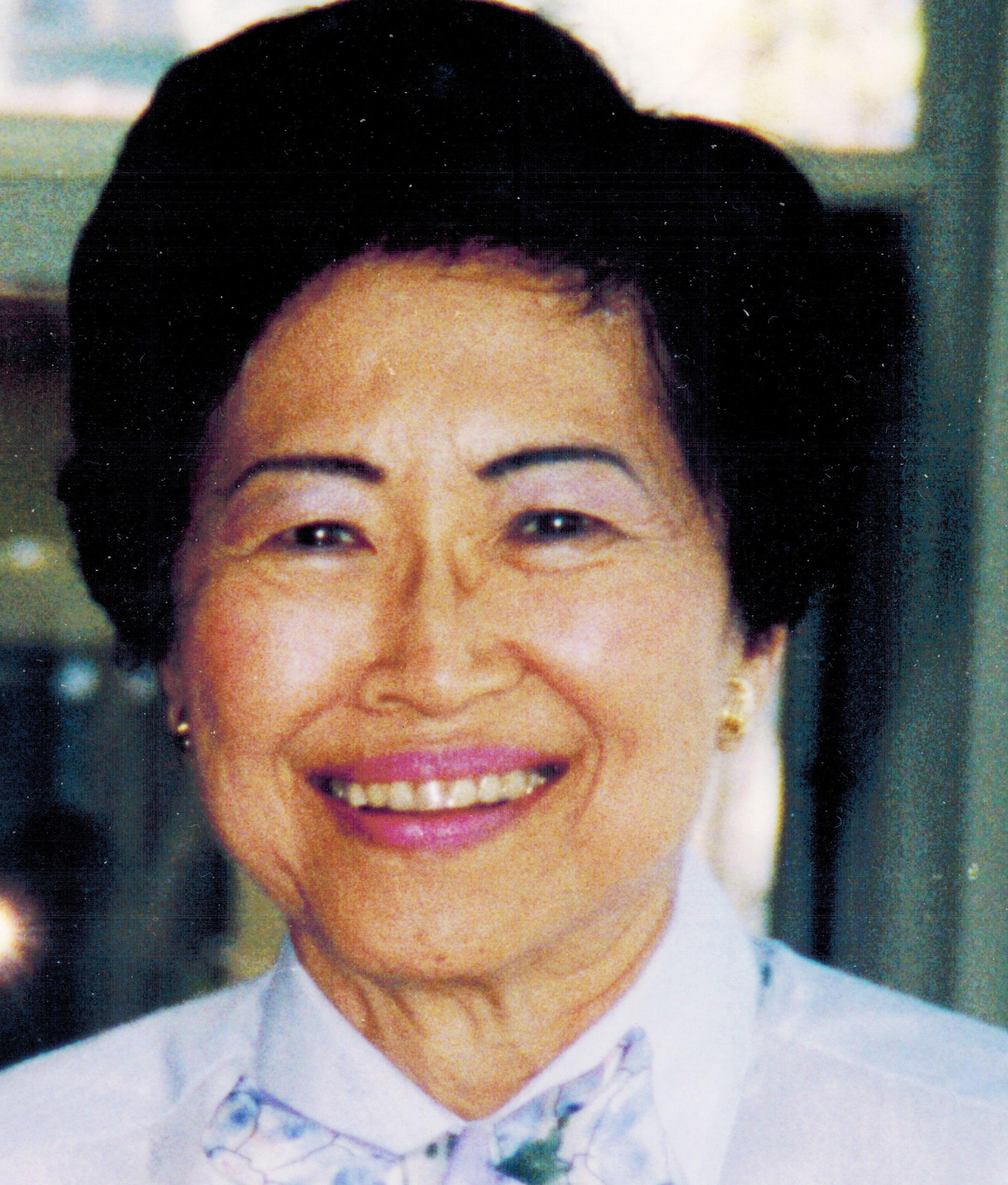 Patricia Fui Yu Zane
