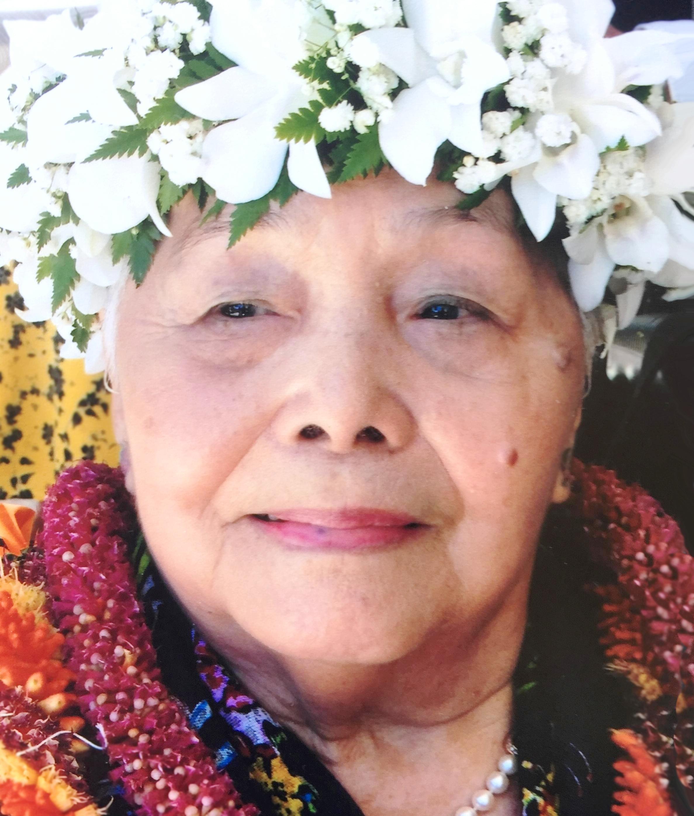 Bessie Yuk King Young, (1922-2019)