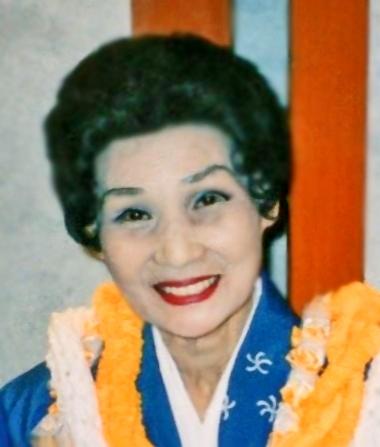 Yoneko Masuzoe Ah King