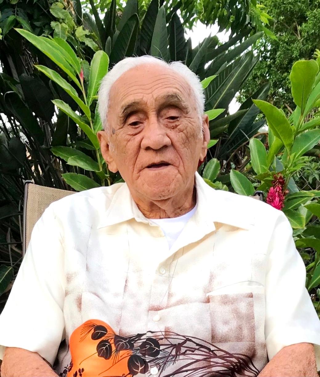 Francis K. Aki, Sr.