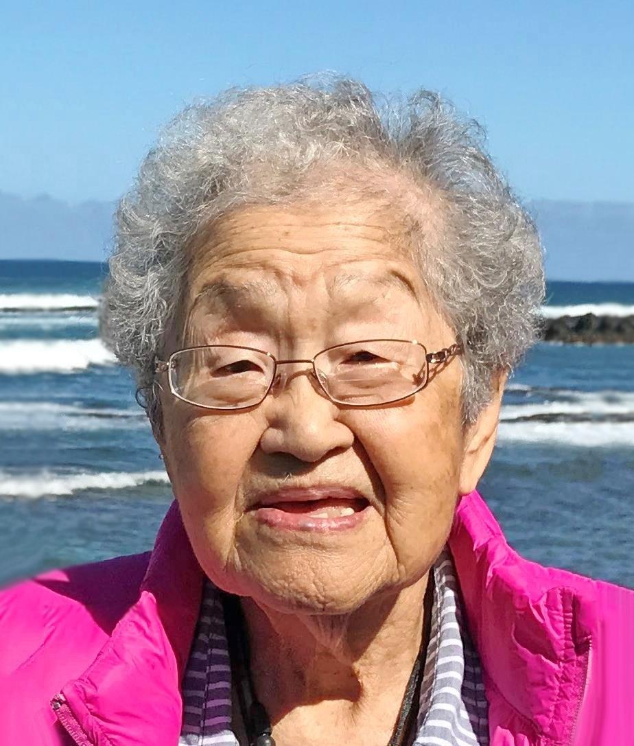 Blanche Ohara Maeda
