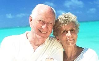 Clarence Mike Ashman  and  Doris Marjorie Ashman