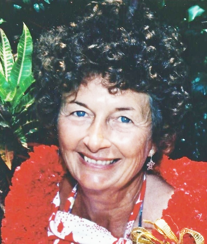 Marjorie Ann (Gilfry) Johnson