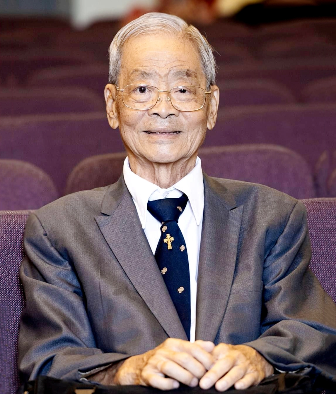 Rev. Thach Ngoc Huynh