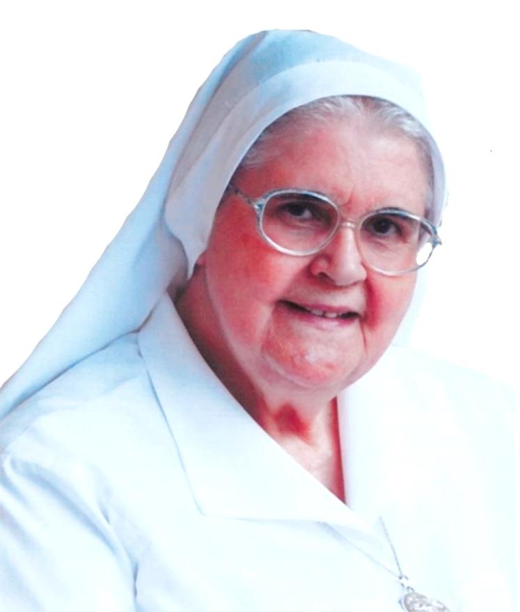 Sister Joan Rita Cosme