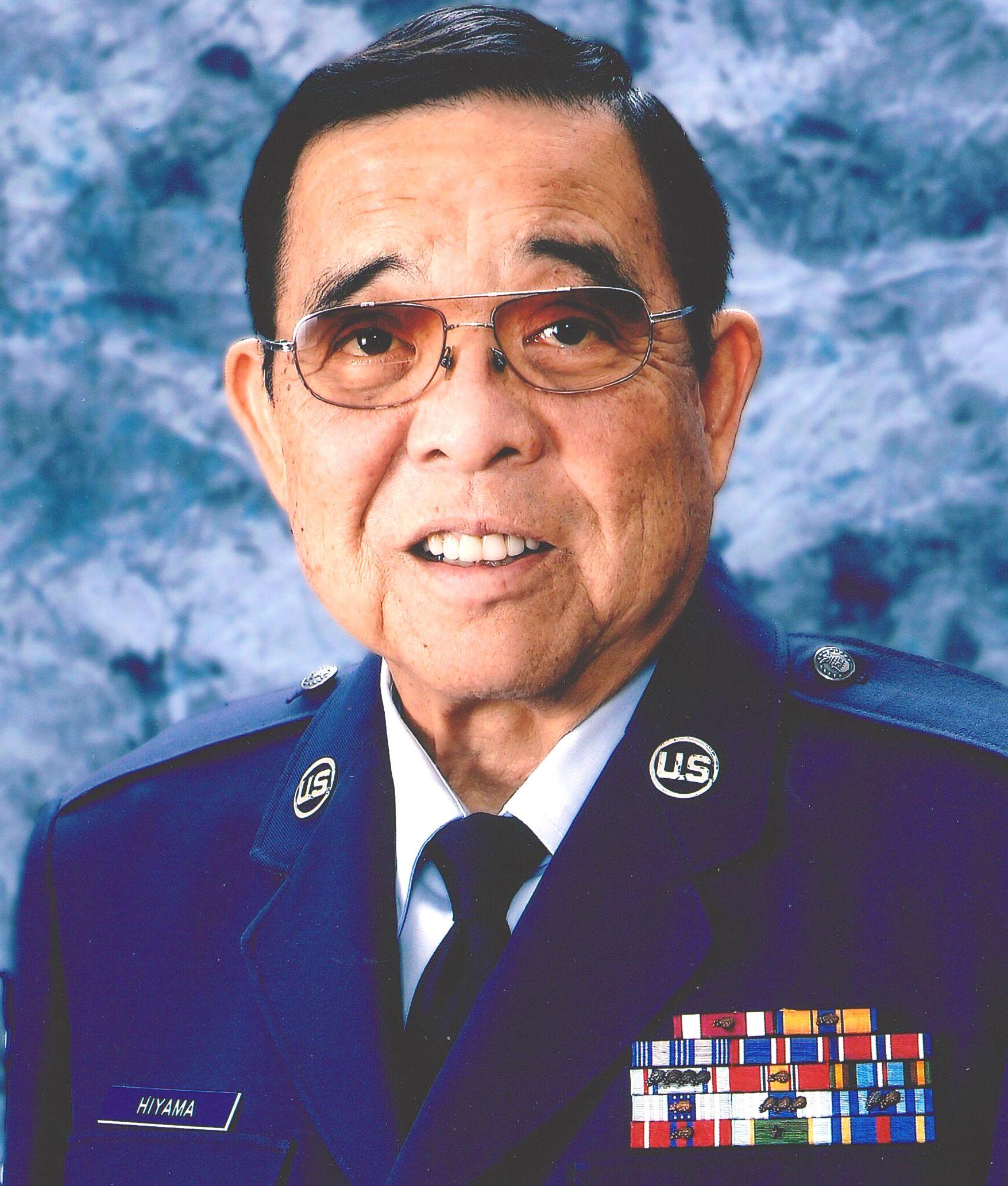 CMSgt Duke T. Hiyama