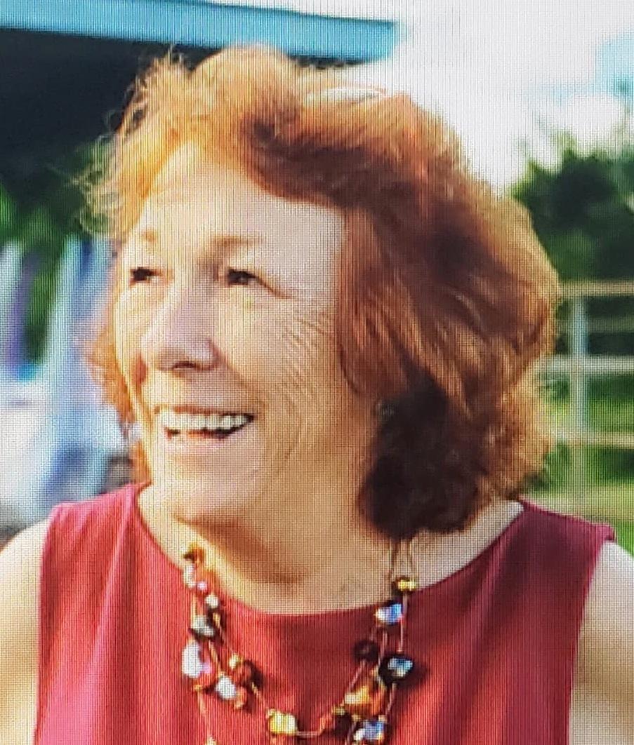 Margo Jane Fisher