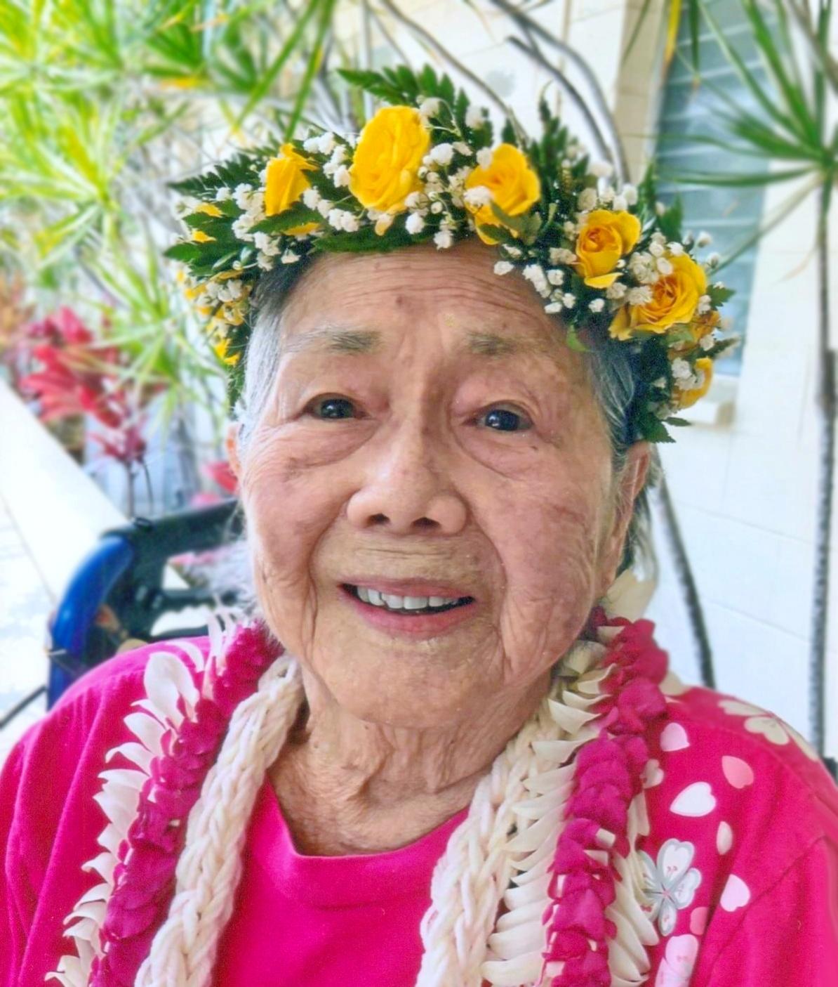 Mae Tatsue Fukuda