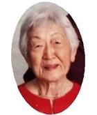 Evelyn Giyoko (Fukuda) Yoshioka