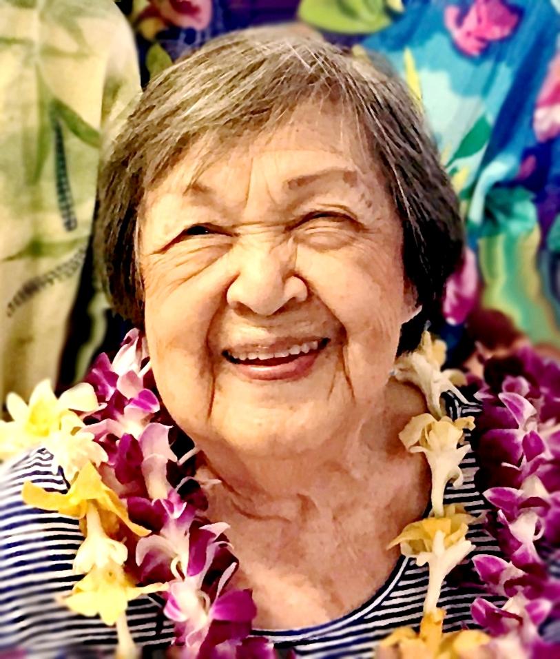 Gertrude Yim Chock