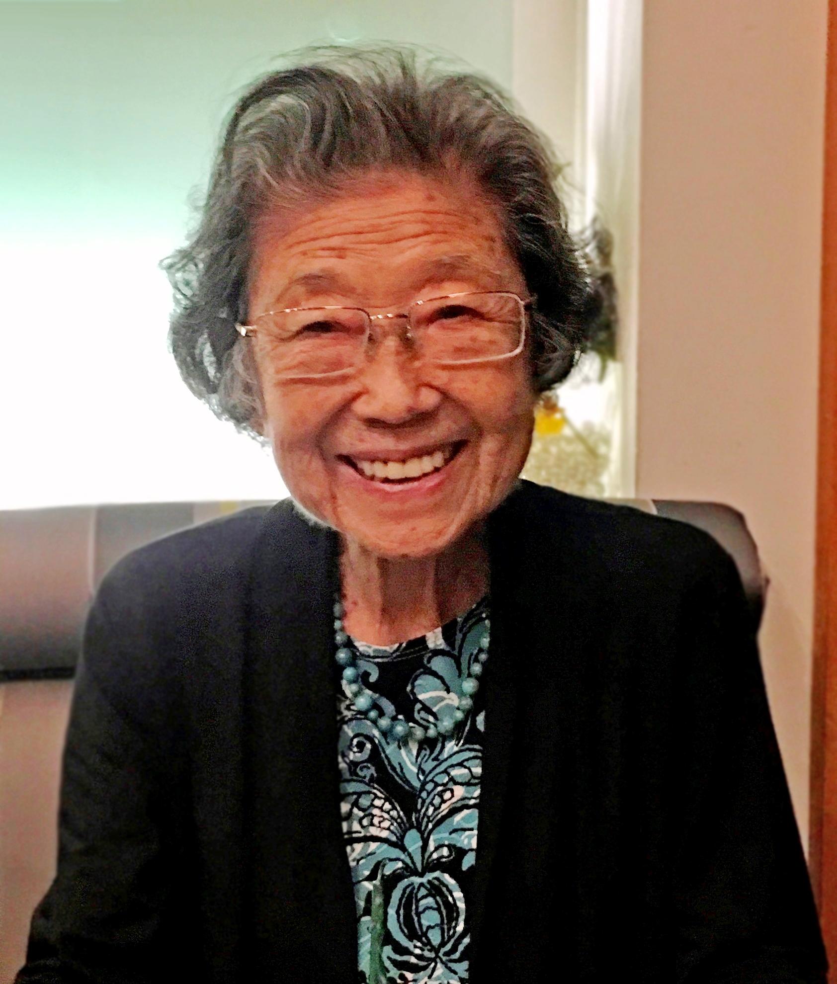 Mabel Etsuko Ikeda Kawamura