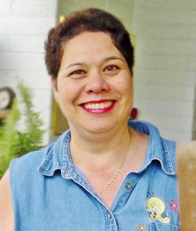 Sharon Louise Fischer Flores