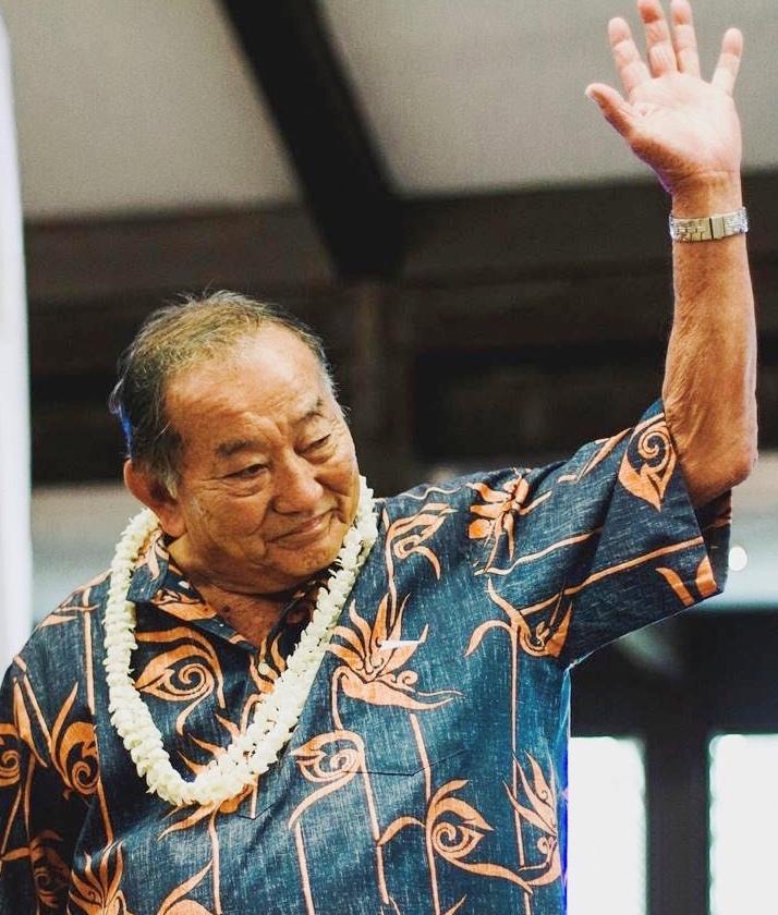WALTER HISASHI SHIROMA