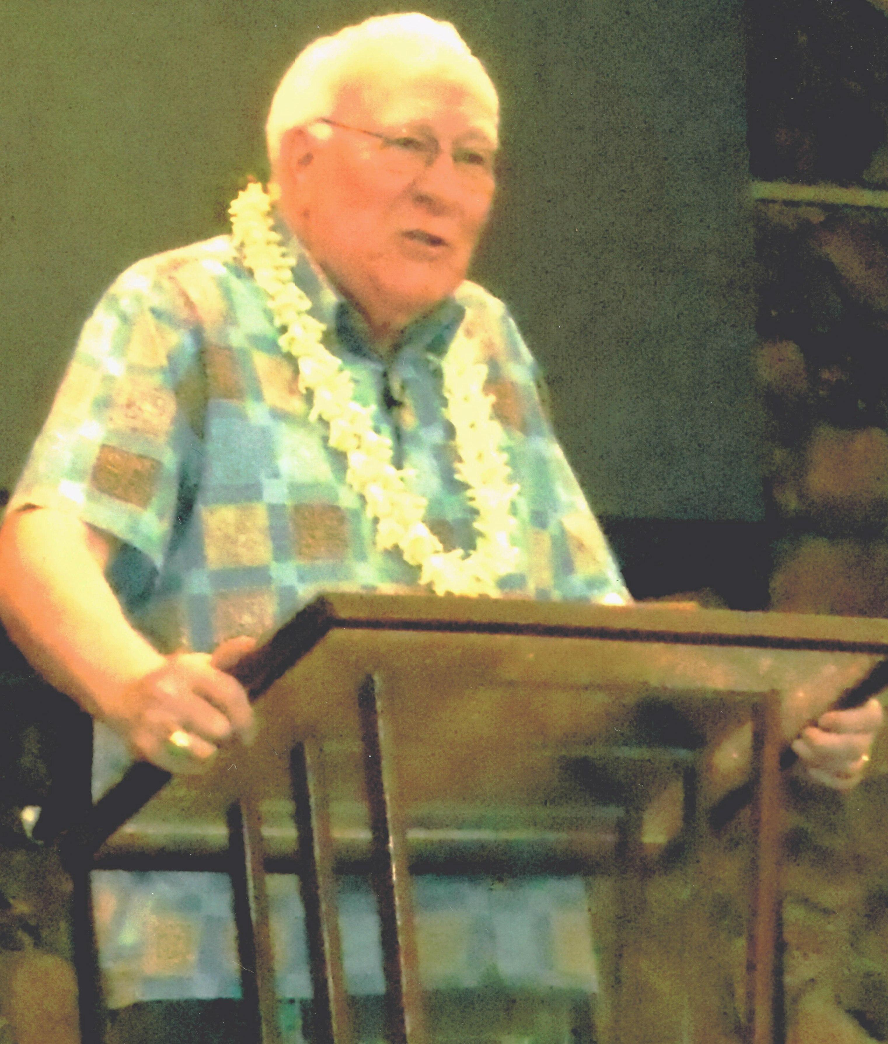 John Eugene Boaz