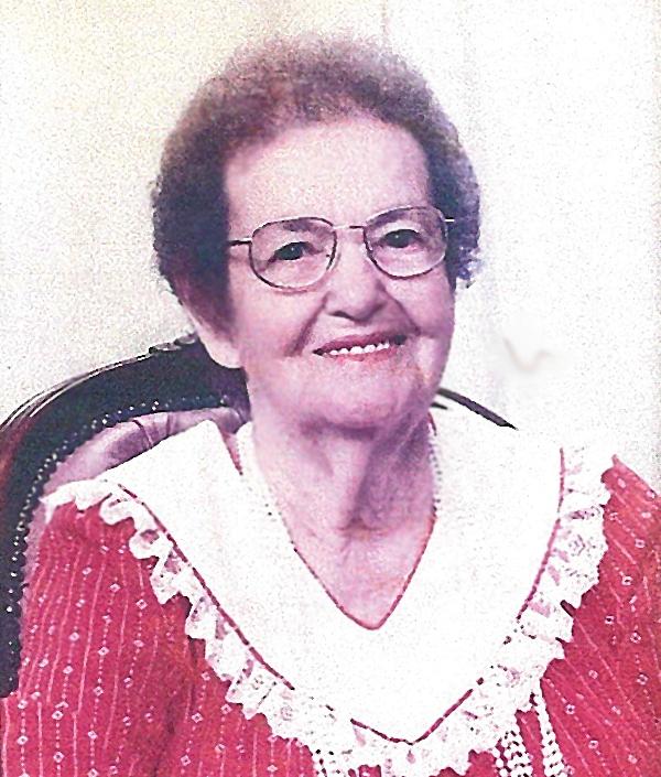 Dorothy Priscilla Zetrouer