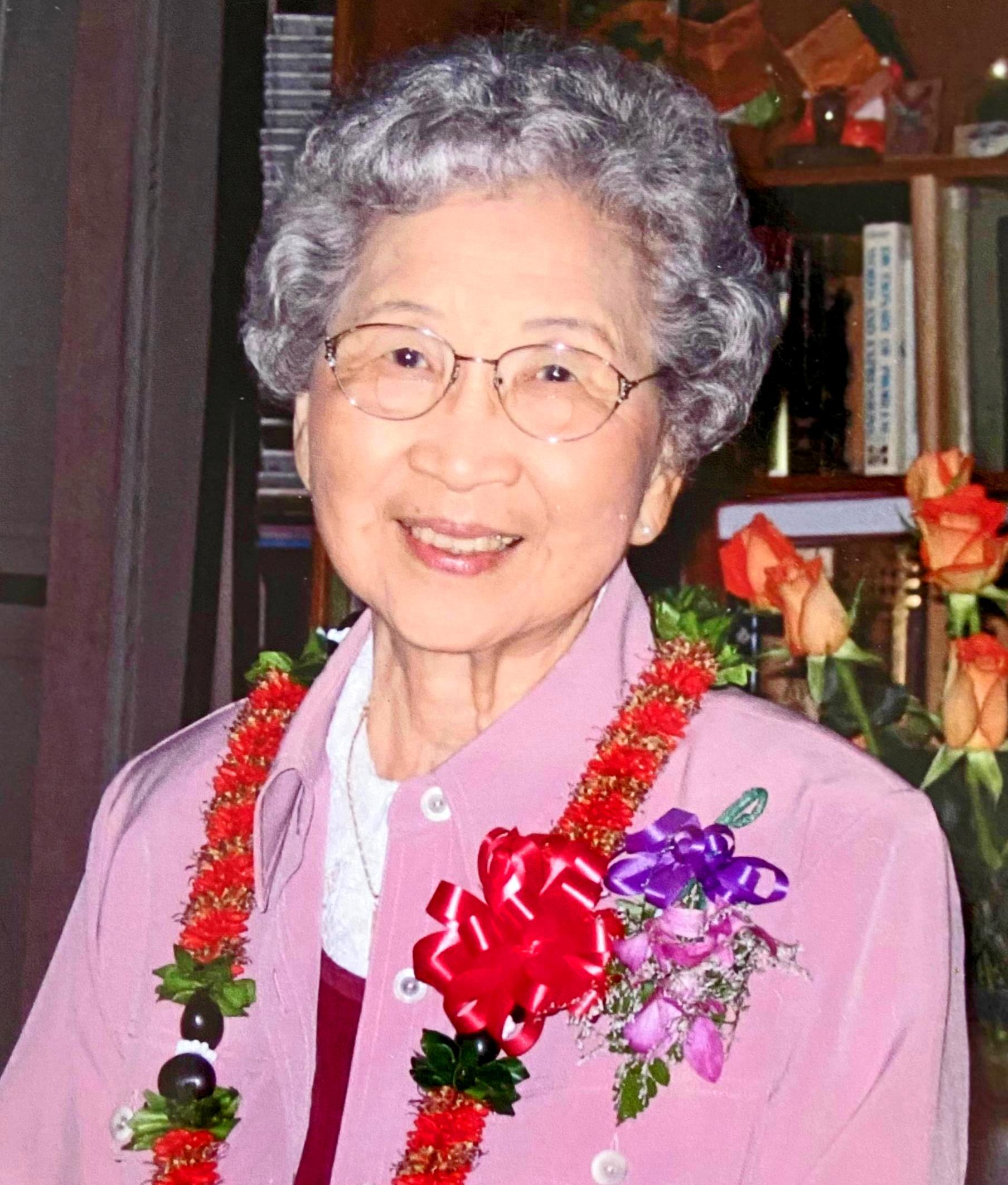 Tomiko Kitahata Fujitani