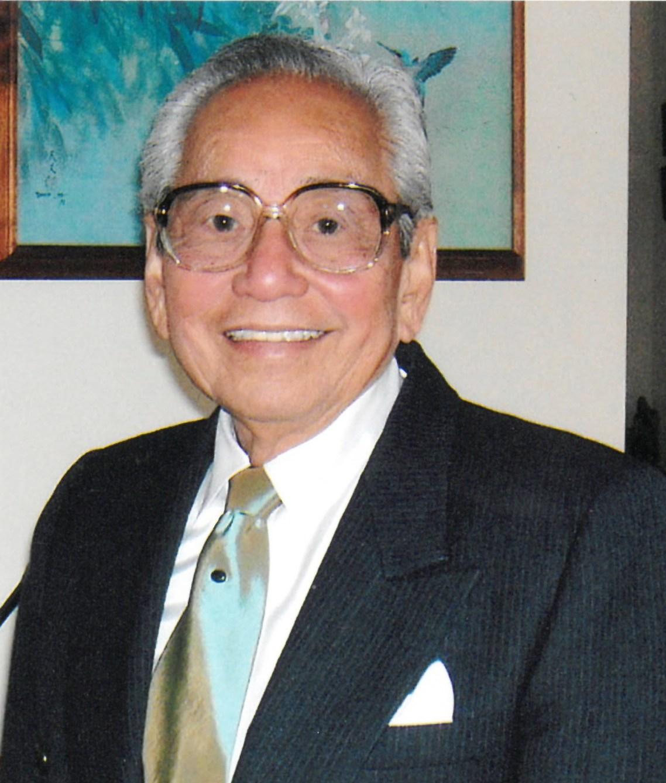 Rudolph Langley Salindong Tamayo