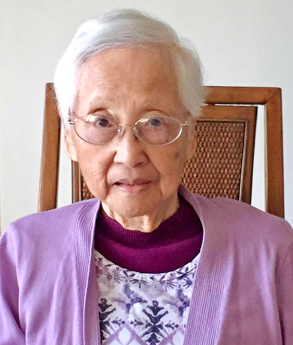 NANCY ANN SAKIKO MIYASHIRO ICHINAGA