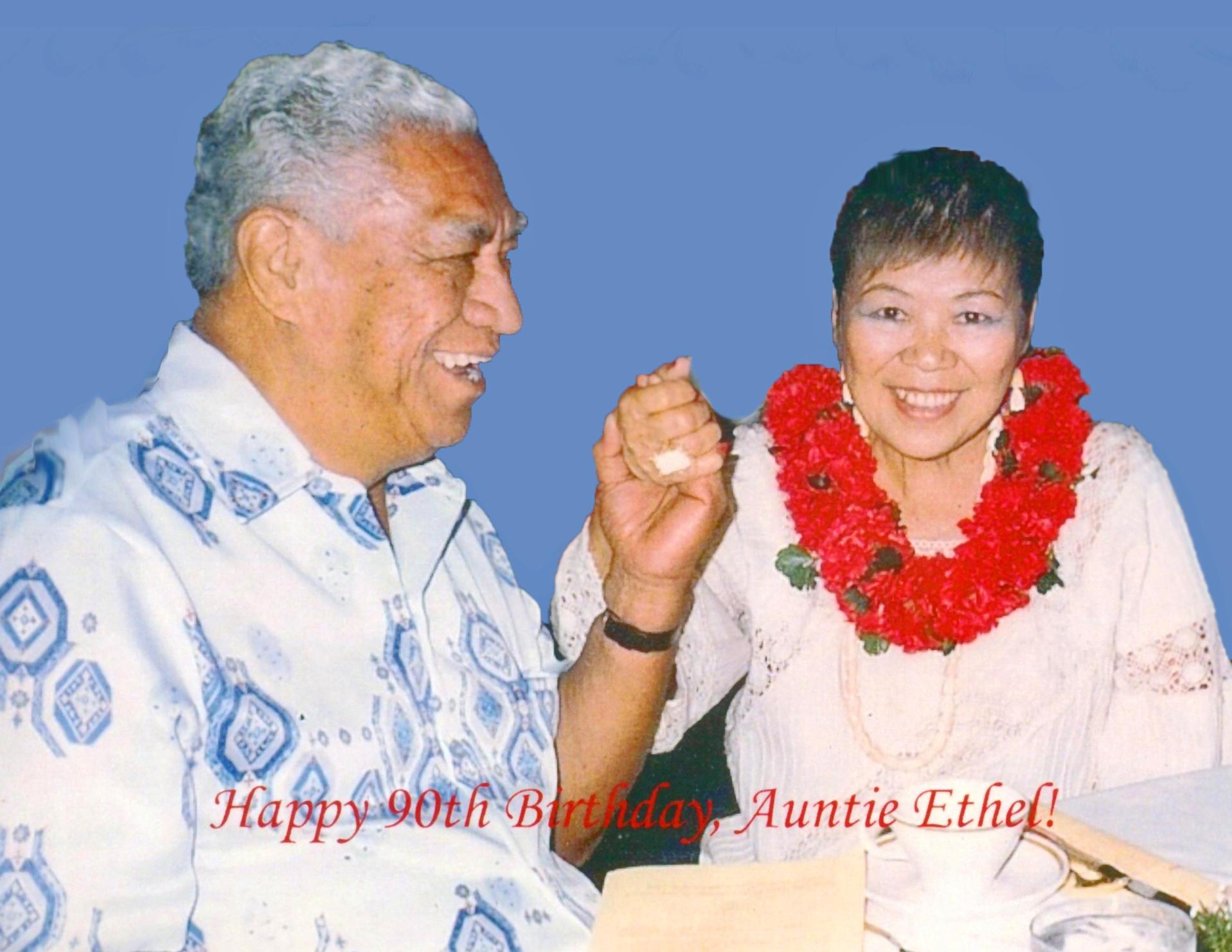 Ethelyn Kaneshiro Ka'aihue